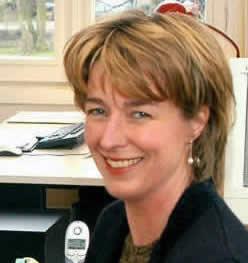Carla Dert, hoofd opleiding